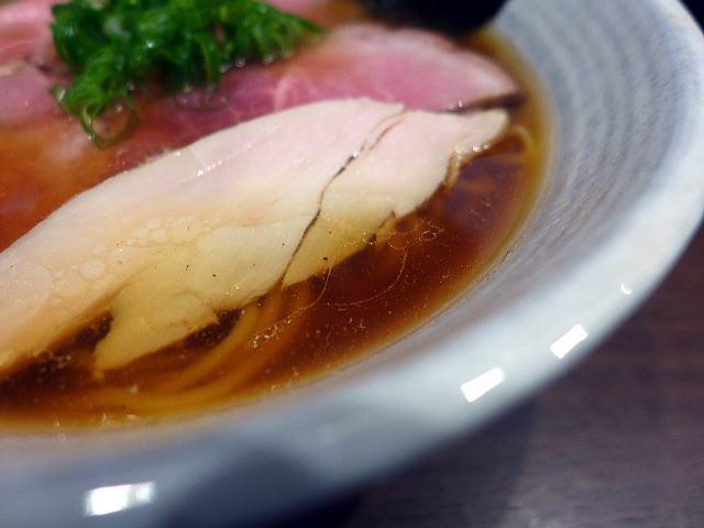 麺屋 坂本@01鶏中華そば 2