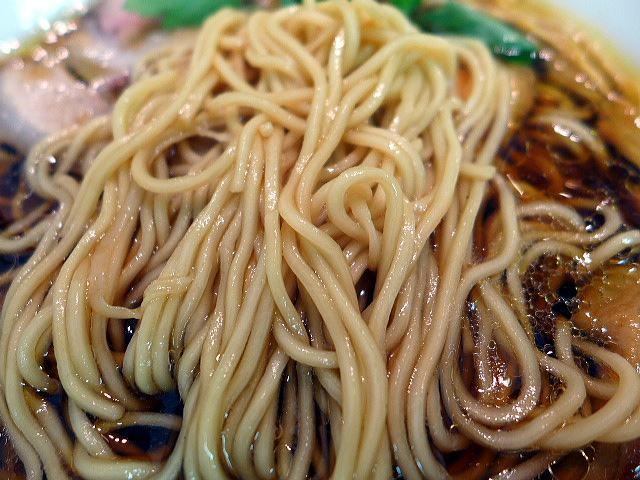 らぁ麺 はんにゃ@01醤油中華そば 3
