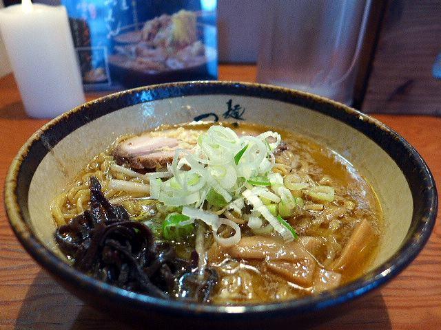 麺屋 つくし@01味噌ラーメン 1