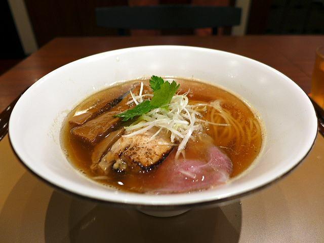 麺 紡木@01醤油らぁ麺 1