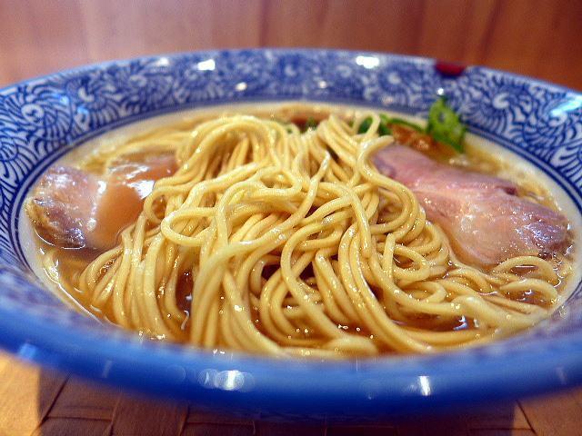 自家製麺 のぼる@01京ラーメン 3