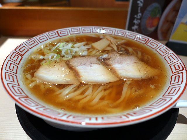 喜多方食 1堂 麺や玄@01蔵出し醤油らーめん