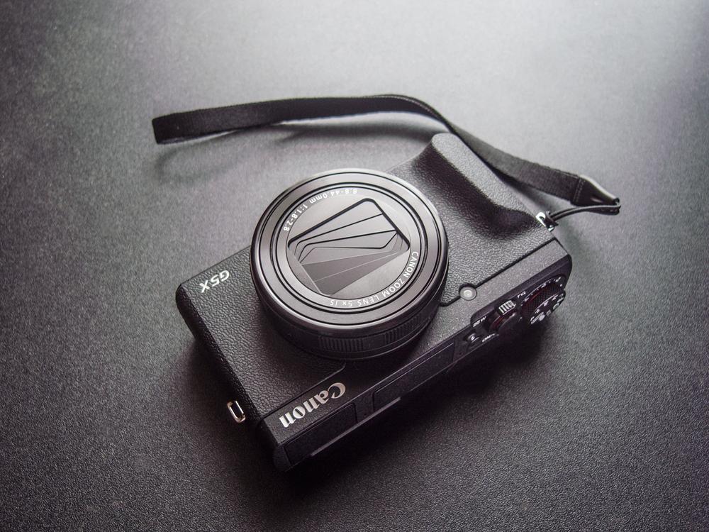 PowerShot G5X mark2