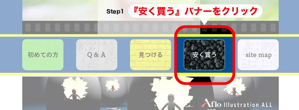手順step1