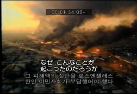 1992年のロス暴動で韓国人商店が大被害