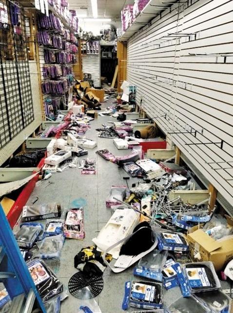 20200605米デモで韓国系商店99店が破壊!韓国人は人種差別主義者!韓国人の美容用品店が狙われる理由あり