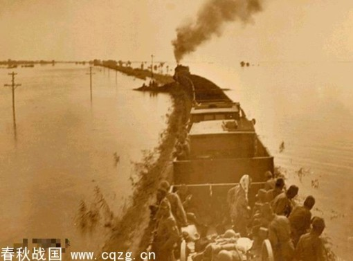 20200611支那南部で豪雨被災者260万人超!大洪水の衝撃映像・【歴史】1938年6月11日の黄河決壊事件