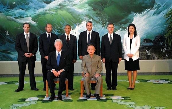 1994年にアメリカ大統領だったビル・クリントンは、北朝鮮と交渉し、『米朝枠組み合意』に至った。