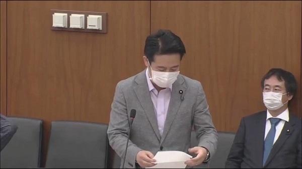 立憲民主党・桜井周「(民度レベルが違う発言)反省は?」