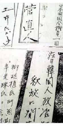 社会党の土井たか子や千葉景子や社民連(当時、現在は立憲民主党)の菅直人らは、北朝鮮スパイで日本人拉致事件にも関与する辛光洙ら政治犯釈放要求に署名した。