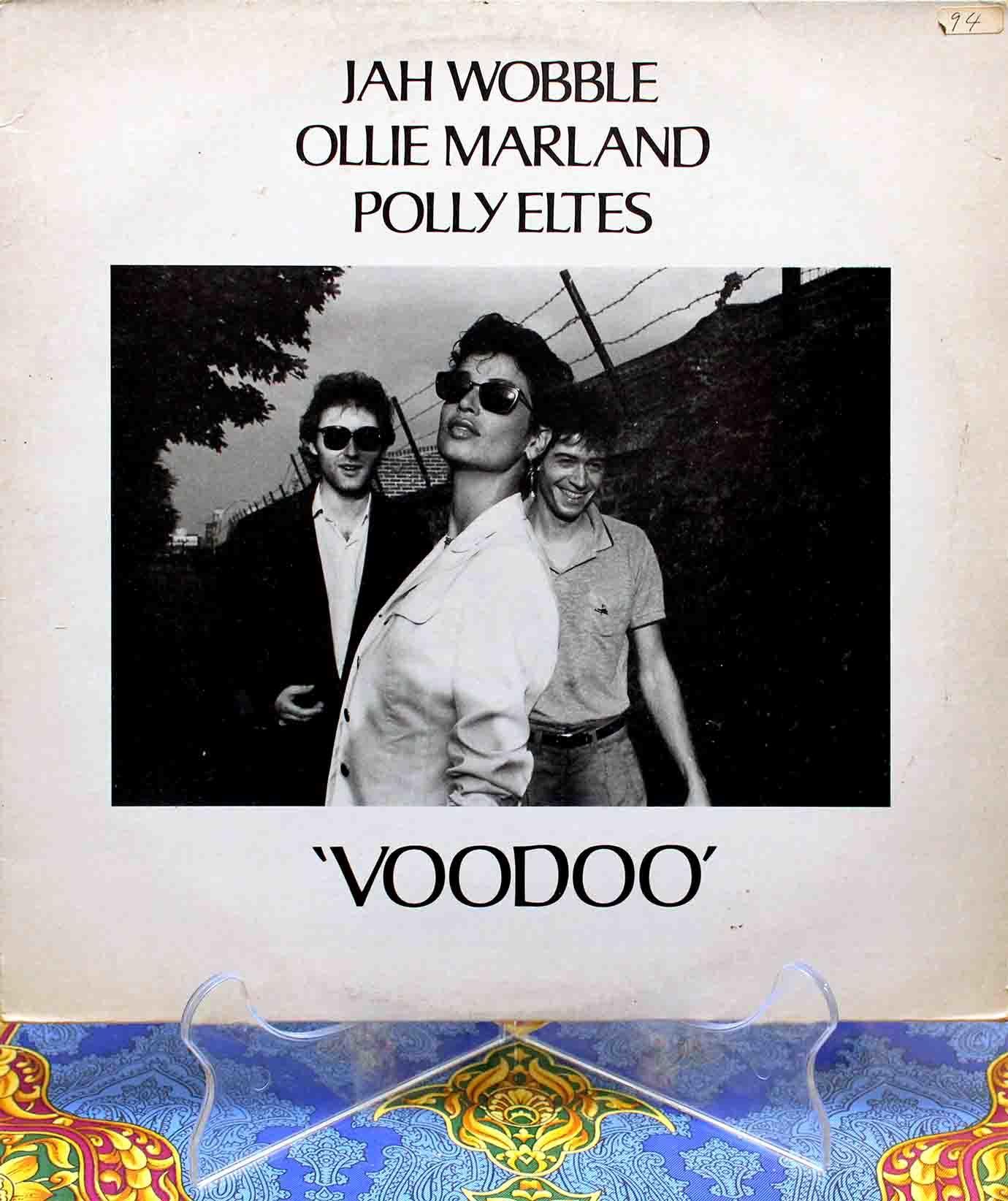 Jah Wobble, Ollie Marland, Polly Eltes  Voodoo 01