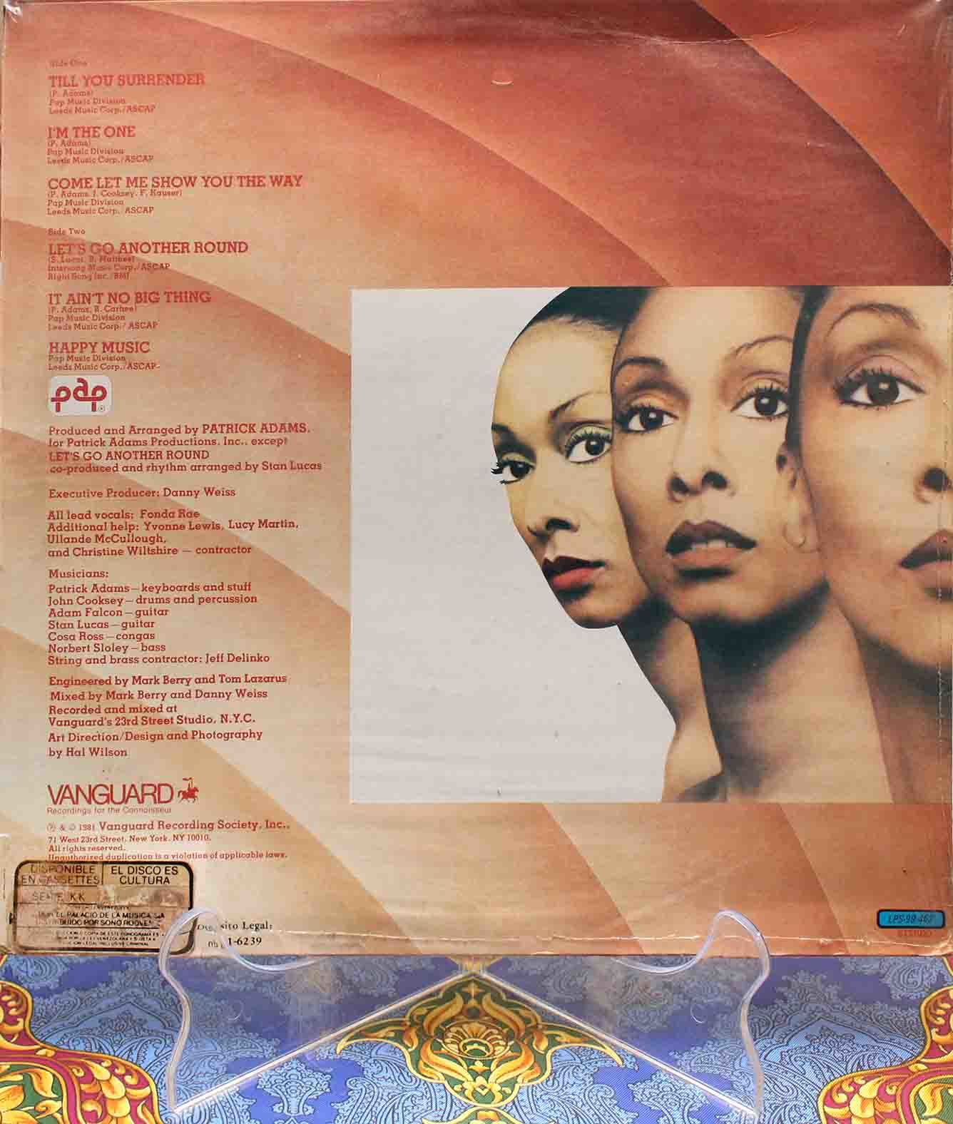 Rainbow Brown LP 02