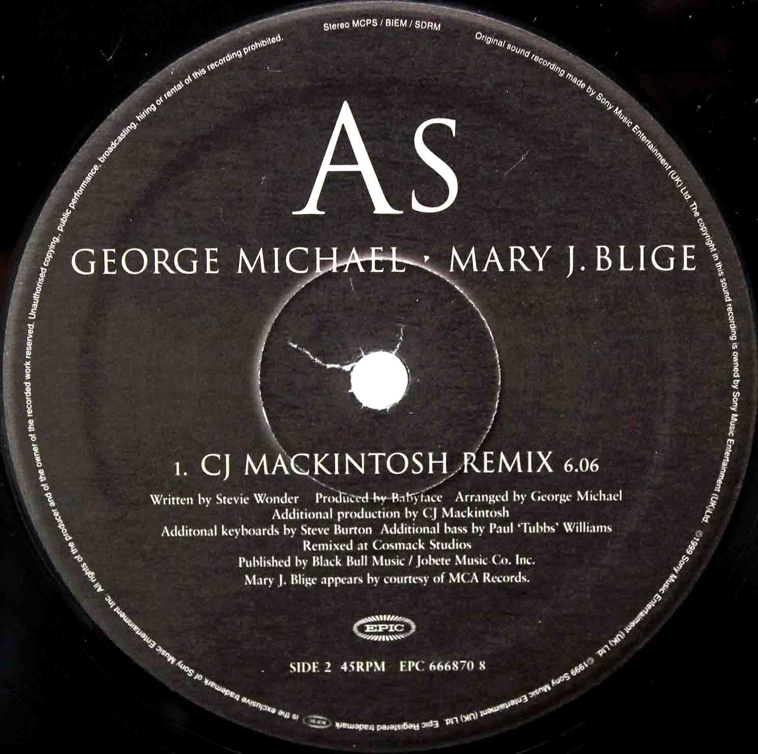 George Michael Mary J Blige - As 03