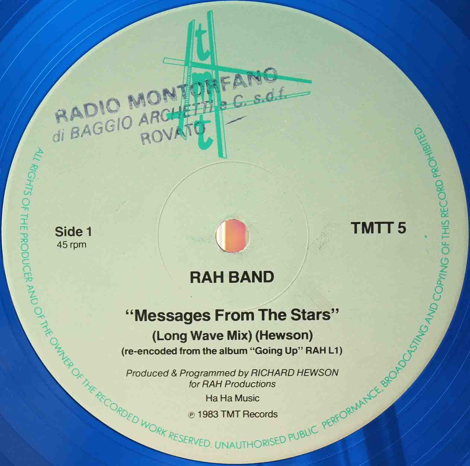 RAH Band – Messages From The Stars 03