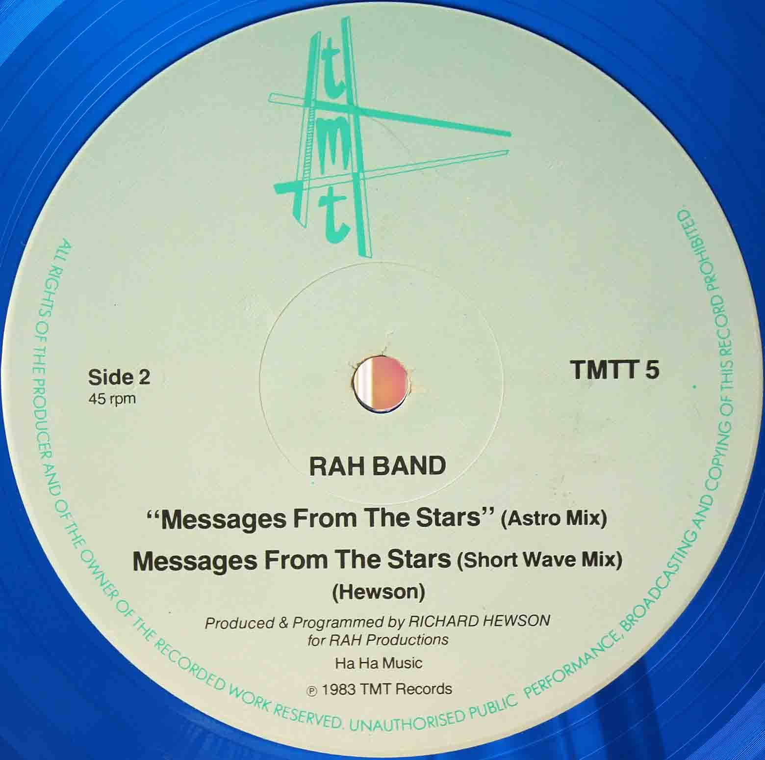 RAH Band – Messages From The Stars 04