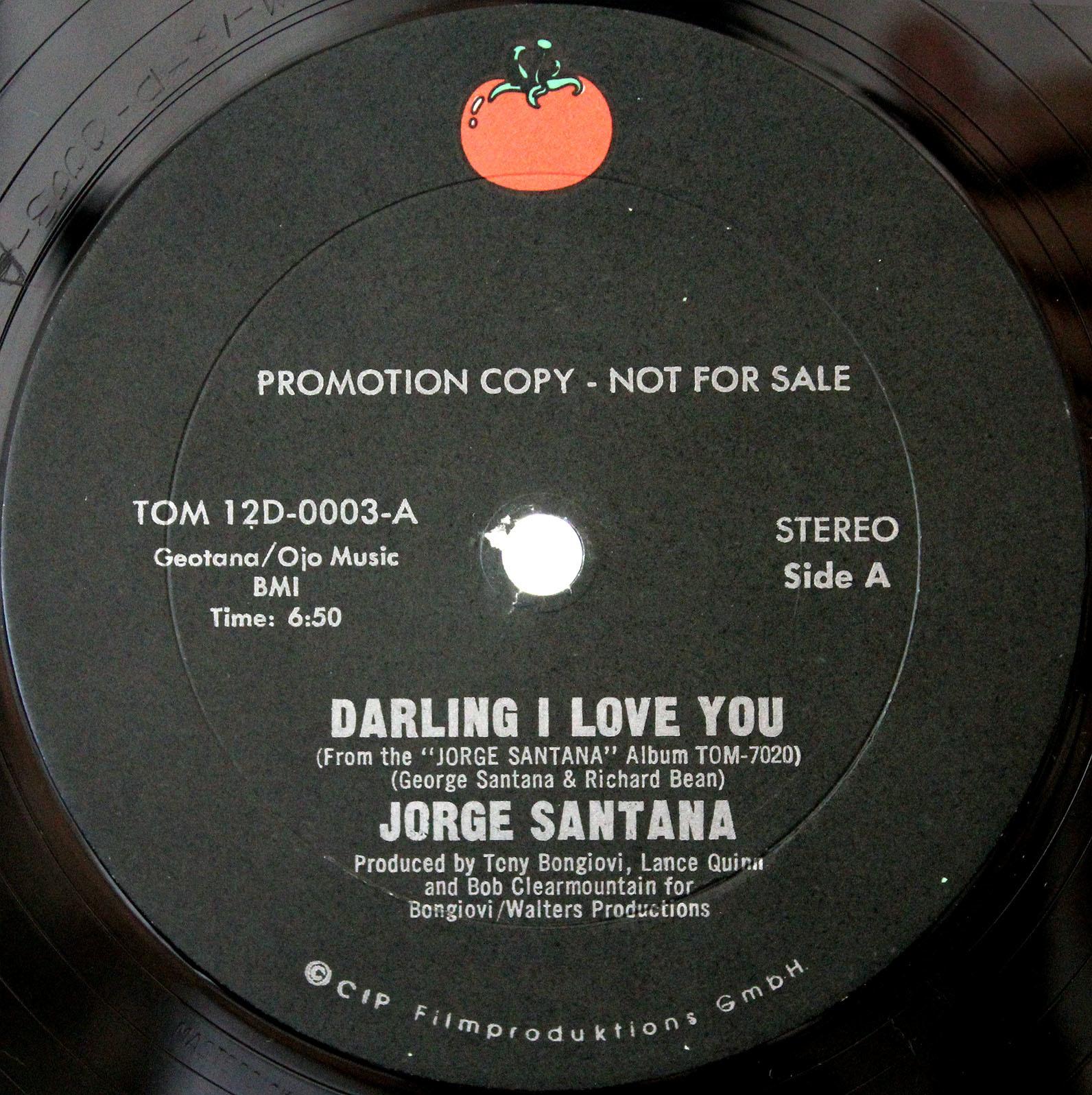 Jorge Santana 12inch 04