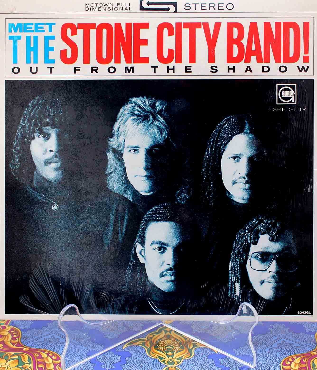 Stone City Band – Meet The Stone City Band 01