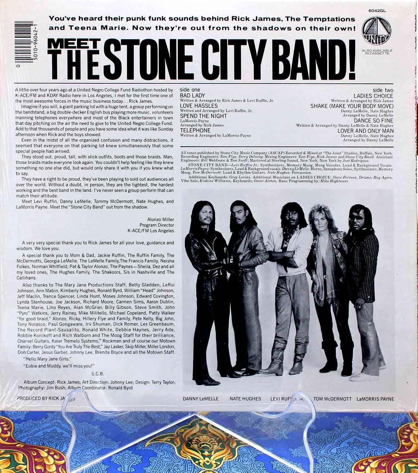 Stone City Band – Meet The Stone City Band 02