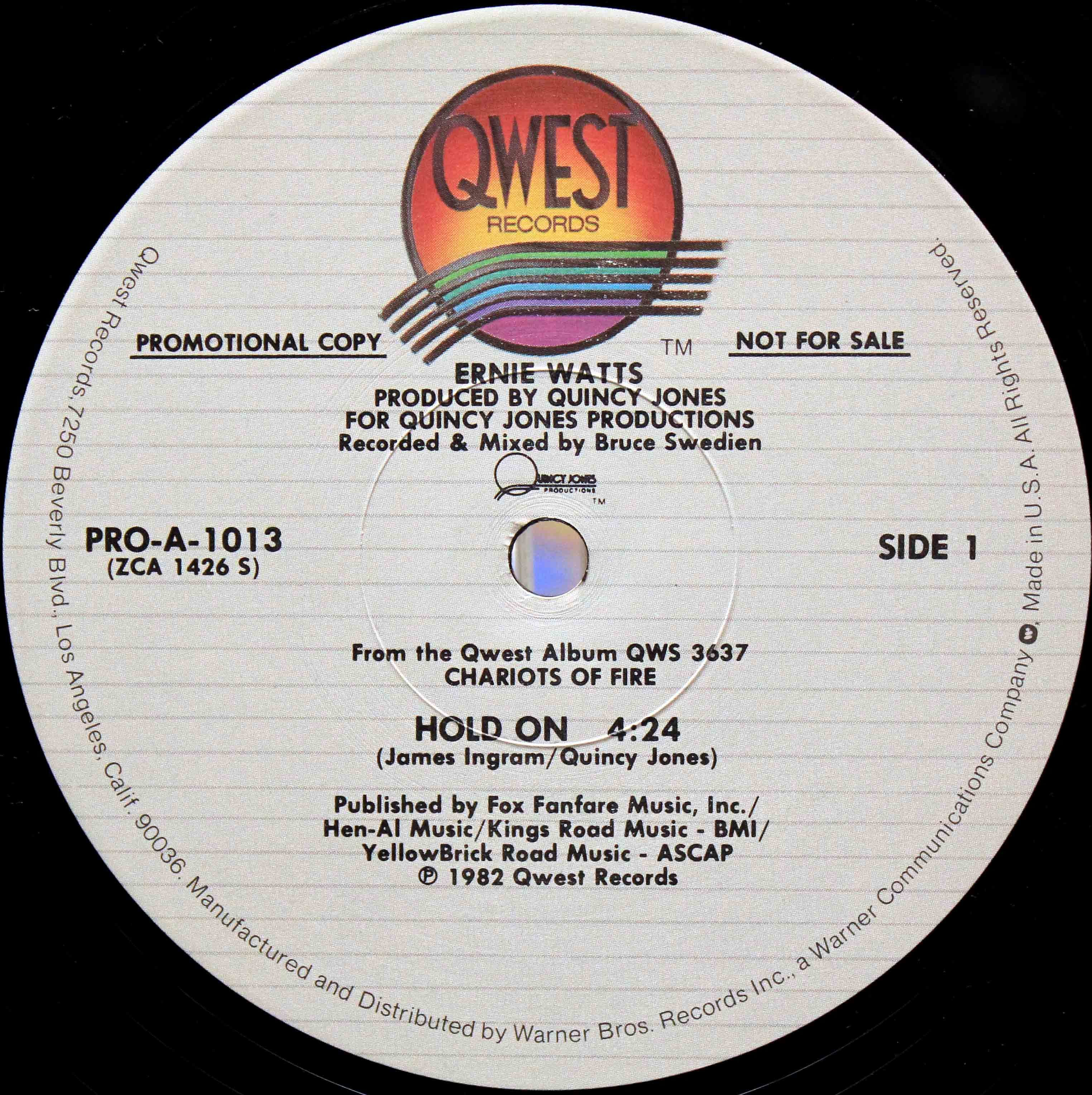 Ernie Watts Gigolo 03