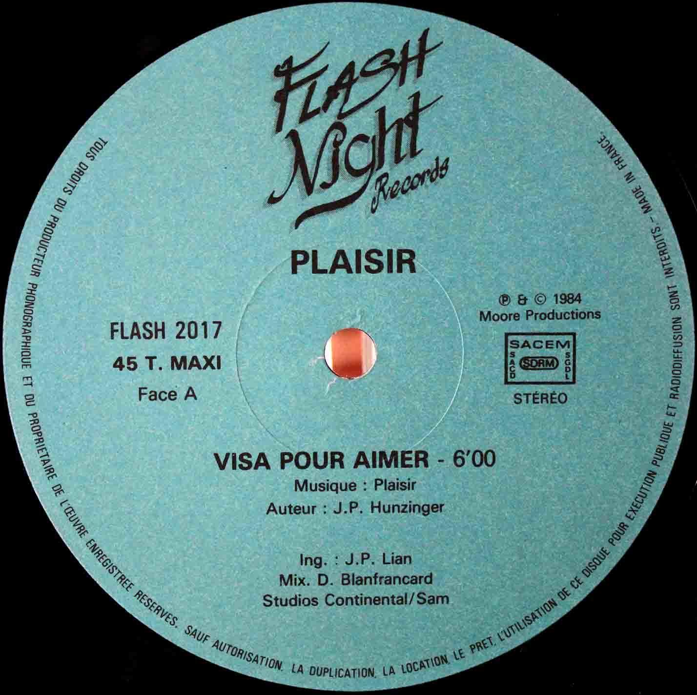 Plaisir Visa Pour Aimer 02
