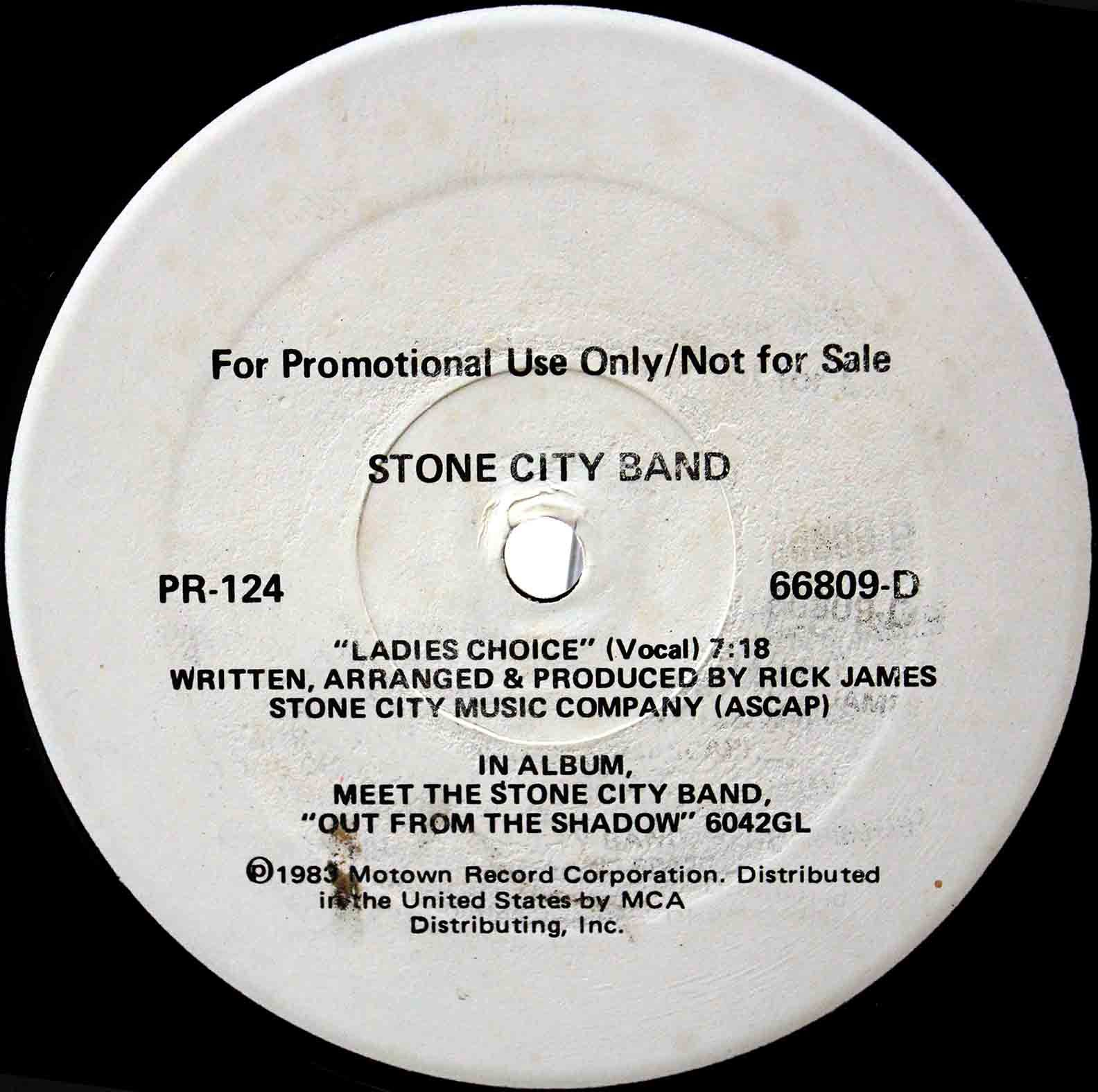 Stone City Band - Ladies Choice 03
