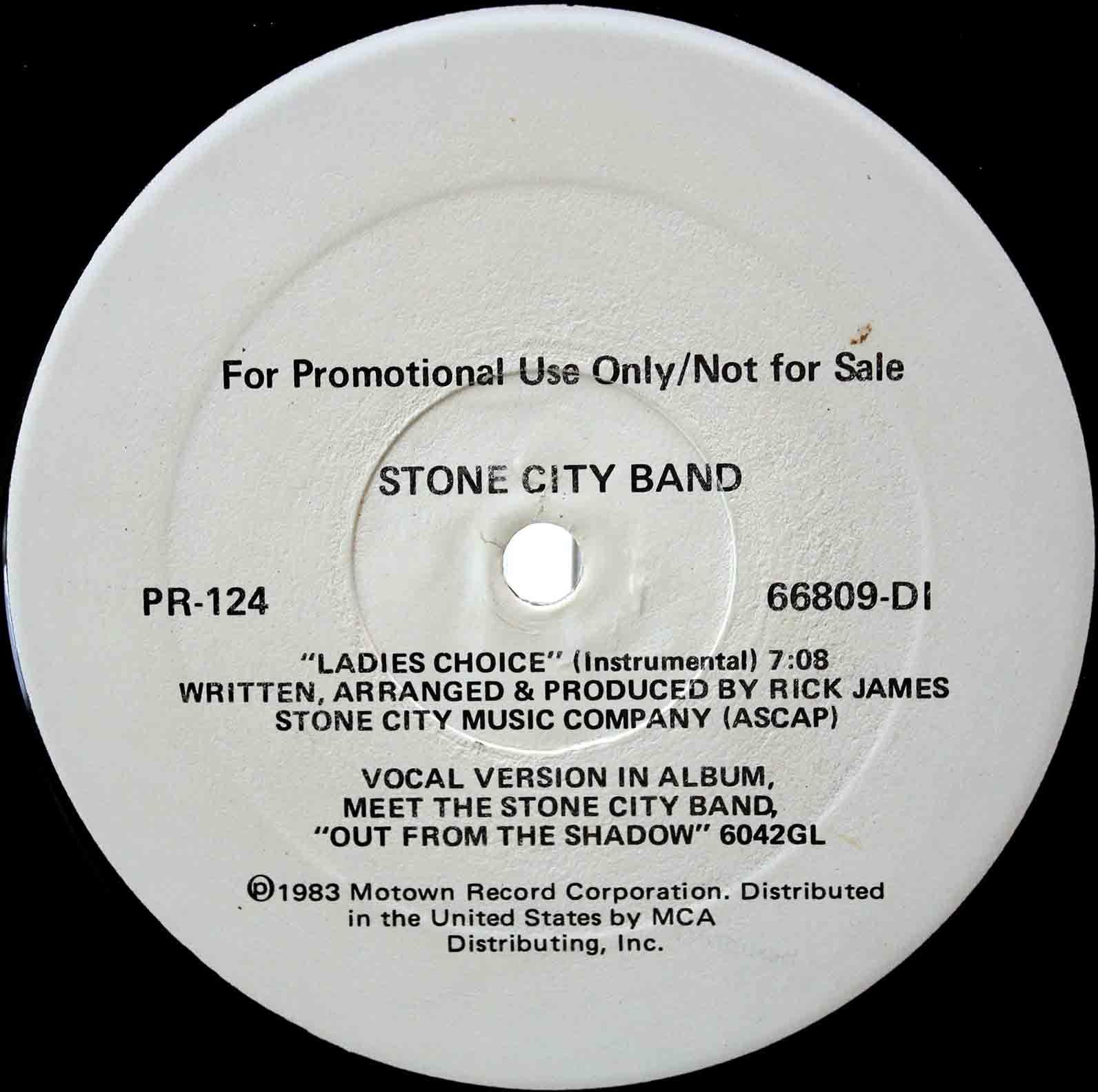 Stone City Band - Ladies Choice 04