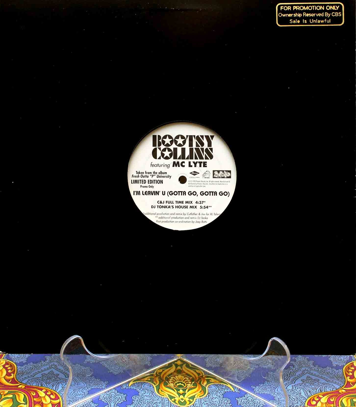 Bootsy Collins - Im Leavin You 01