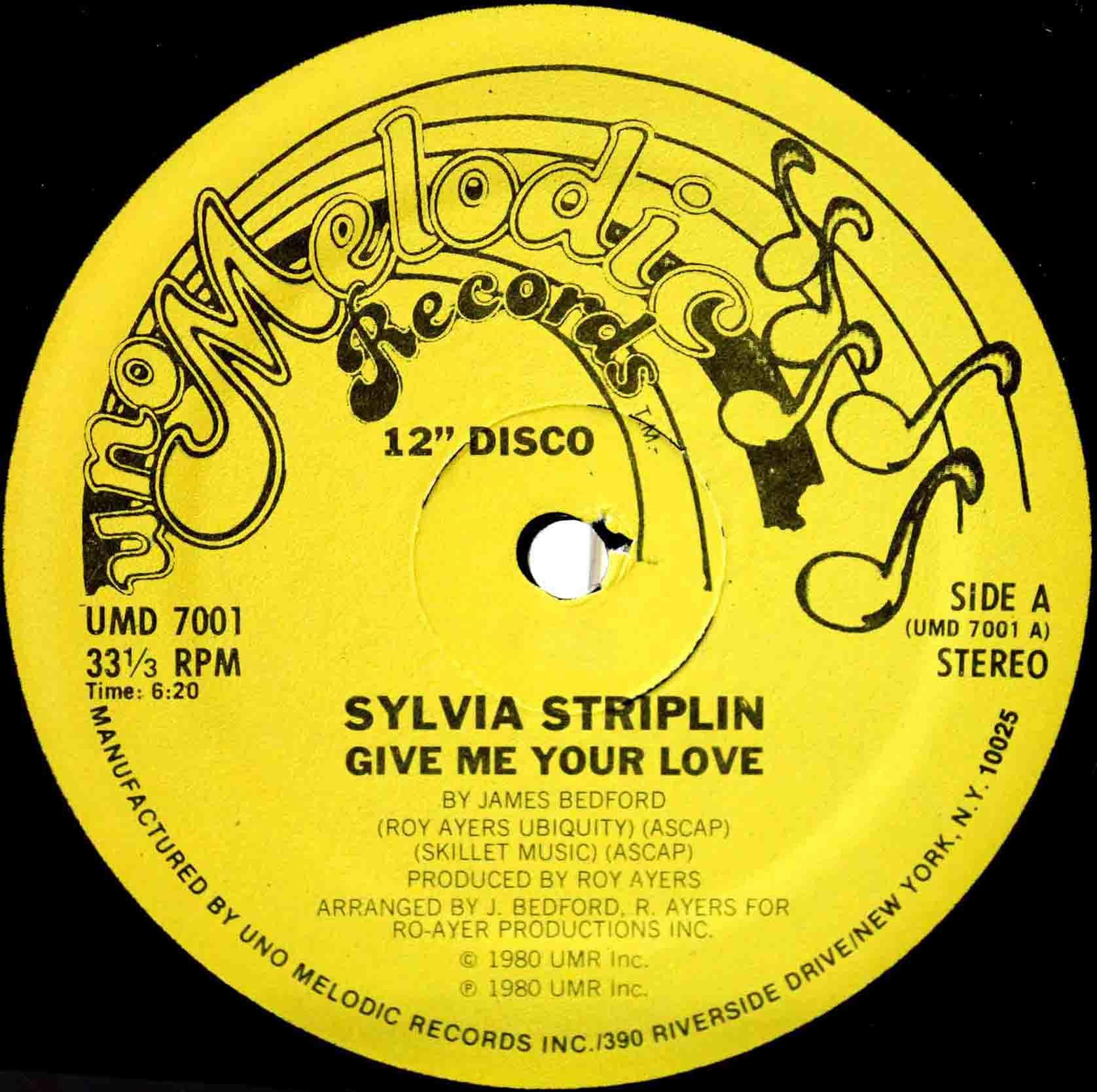 Sylvia Striplin - Give Me Your Love 03
