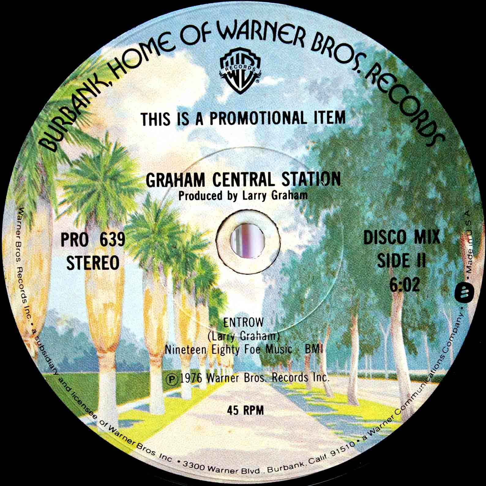 Graham Central Station – Entrow 03