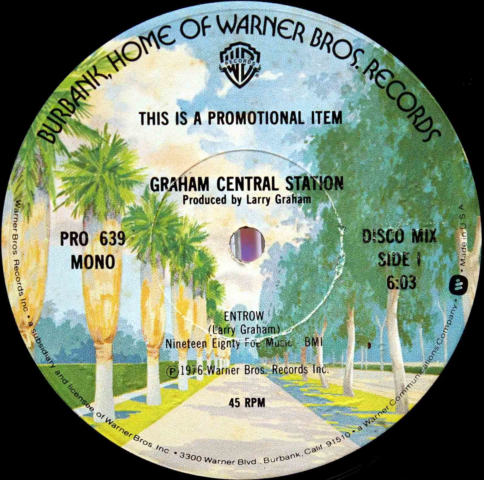 Graham Central Station – Entrow 04