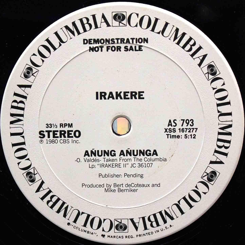 Irakere - Anunga Anunga 02