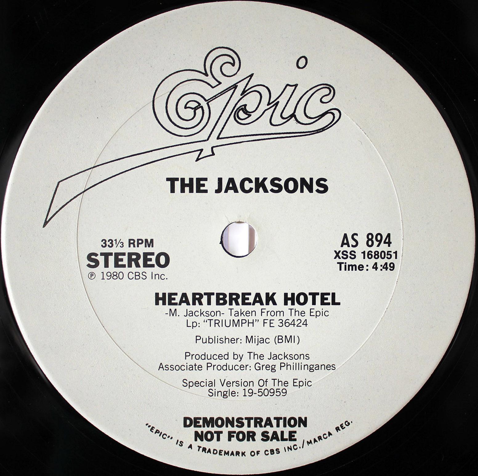 Michel Jackson heartbreak 02