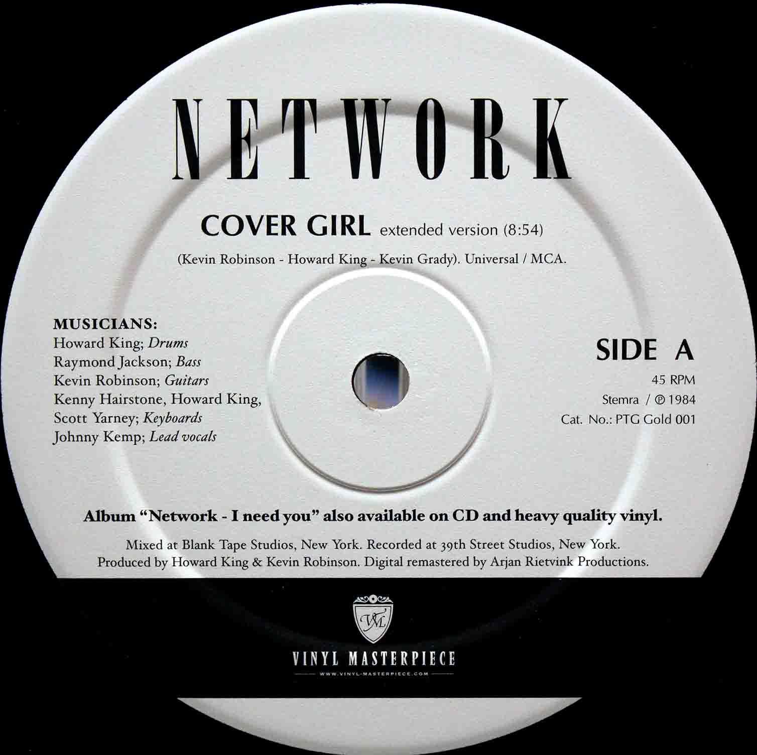 Network cover girl 03