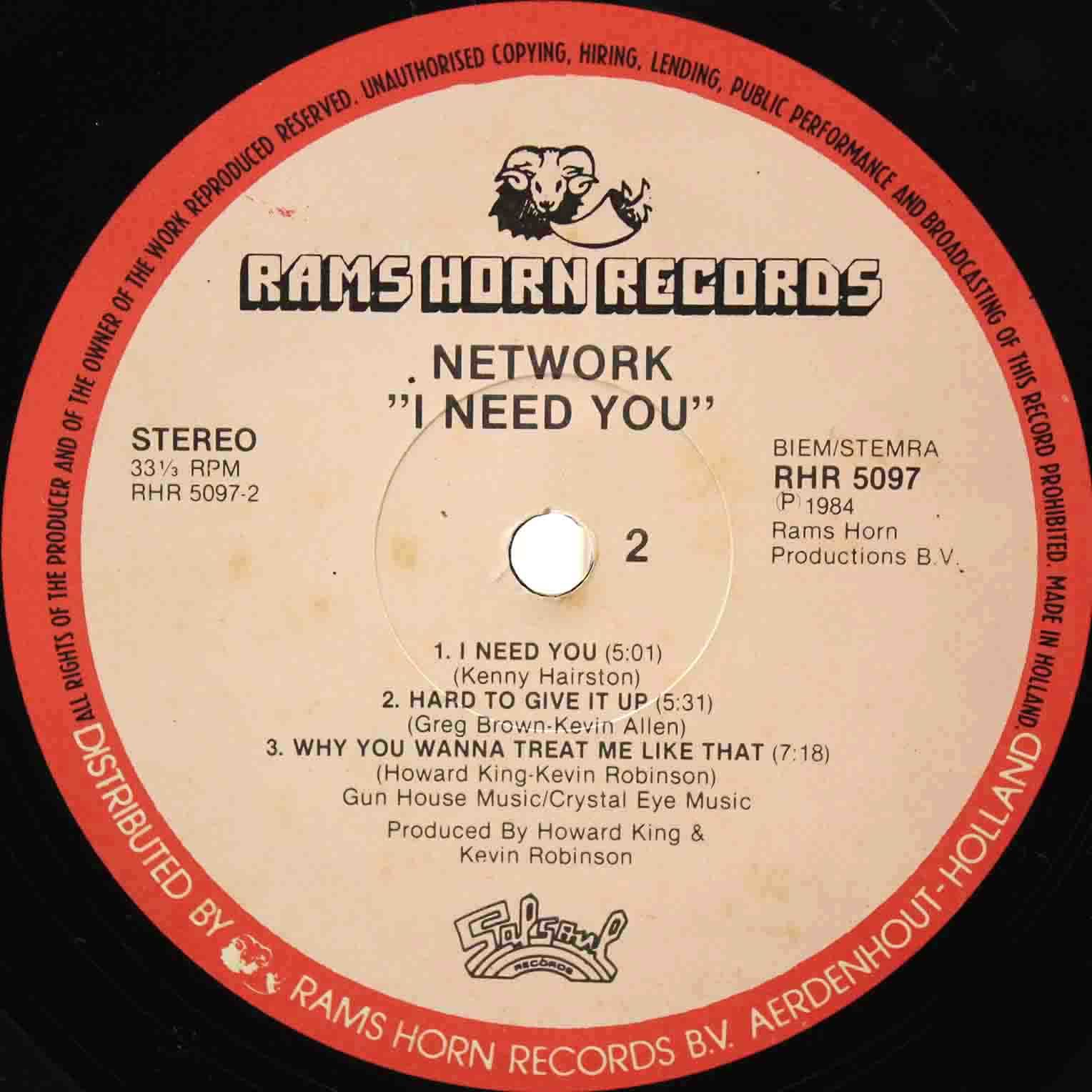 Network I Need You 04