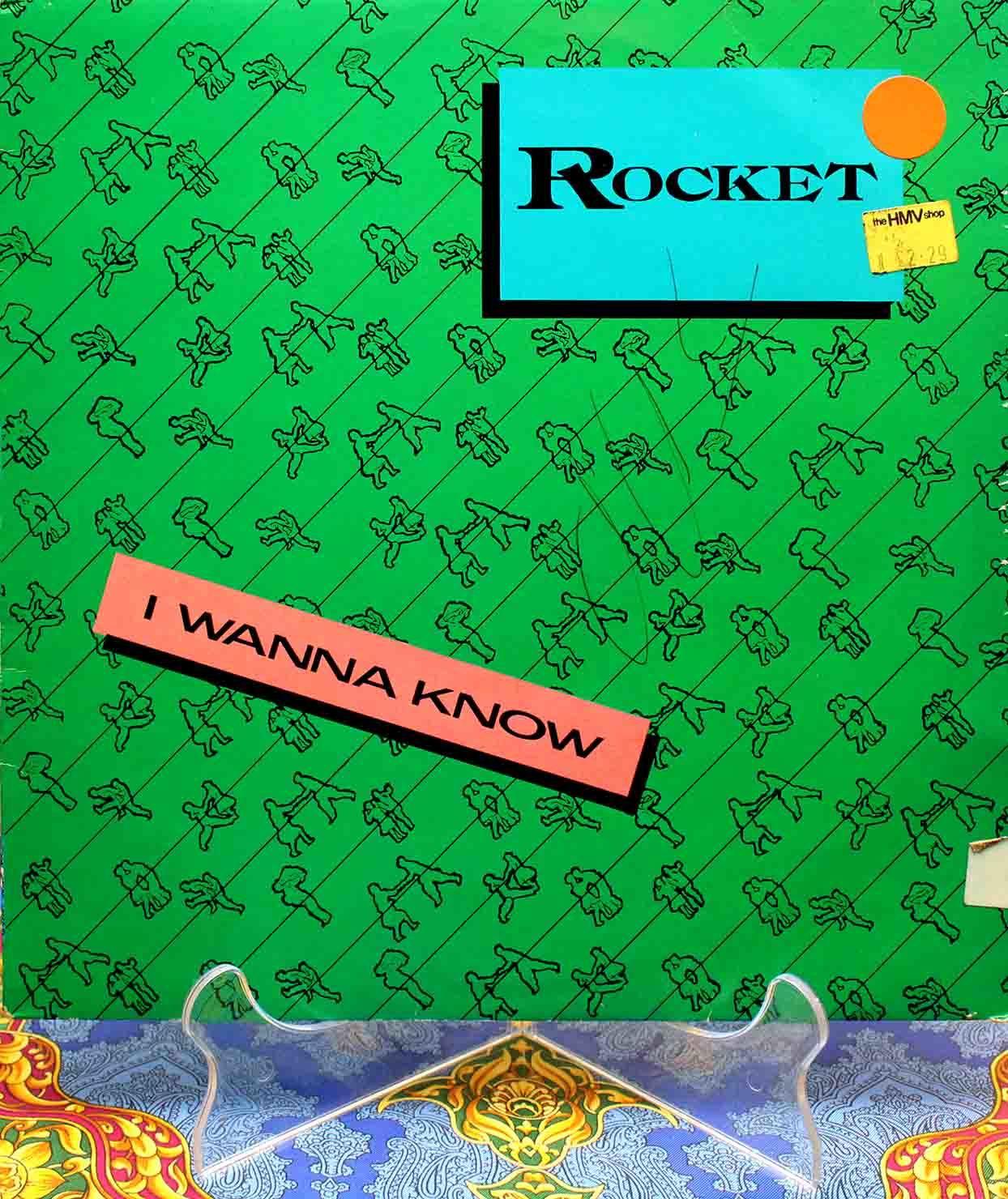 Rocket I Wanna Know 01