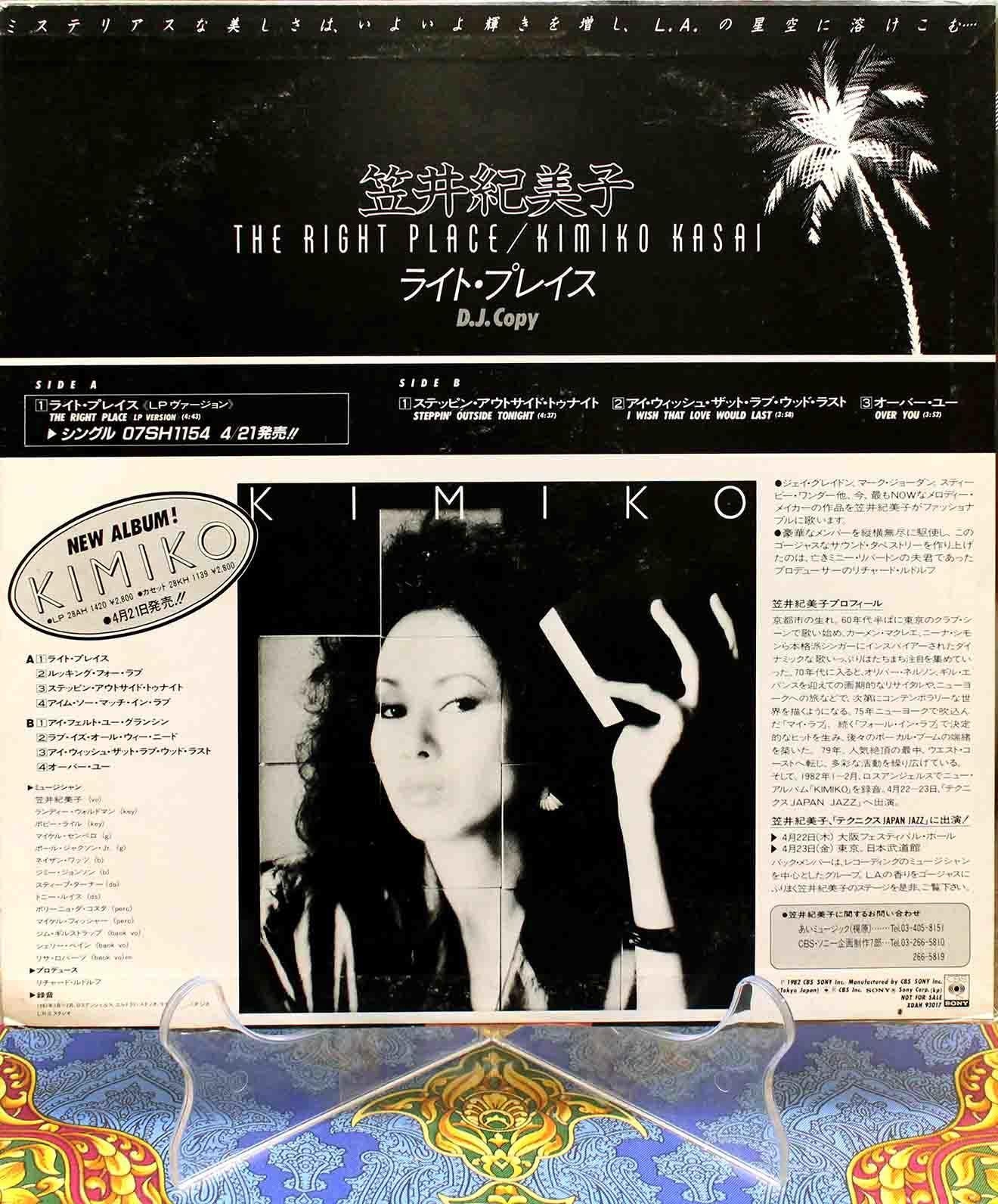 笠井紀美子 DJ Copy 02