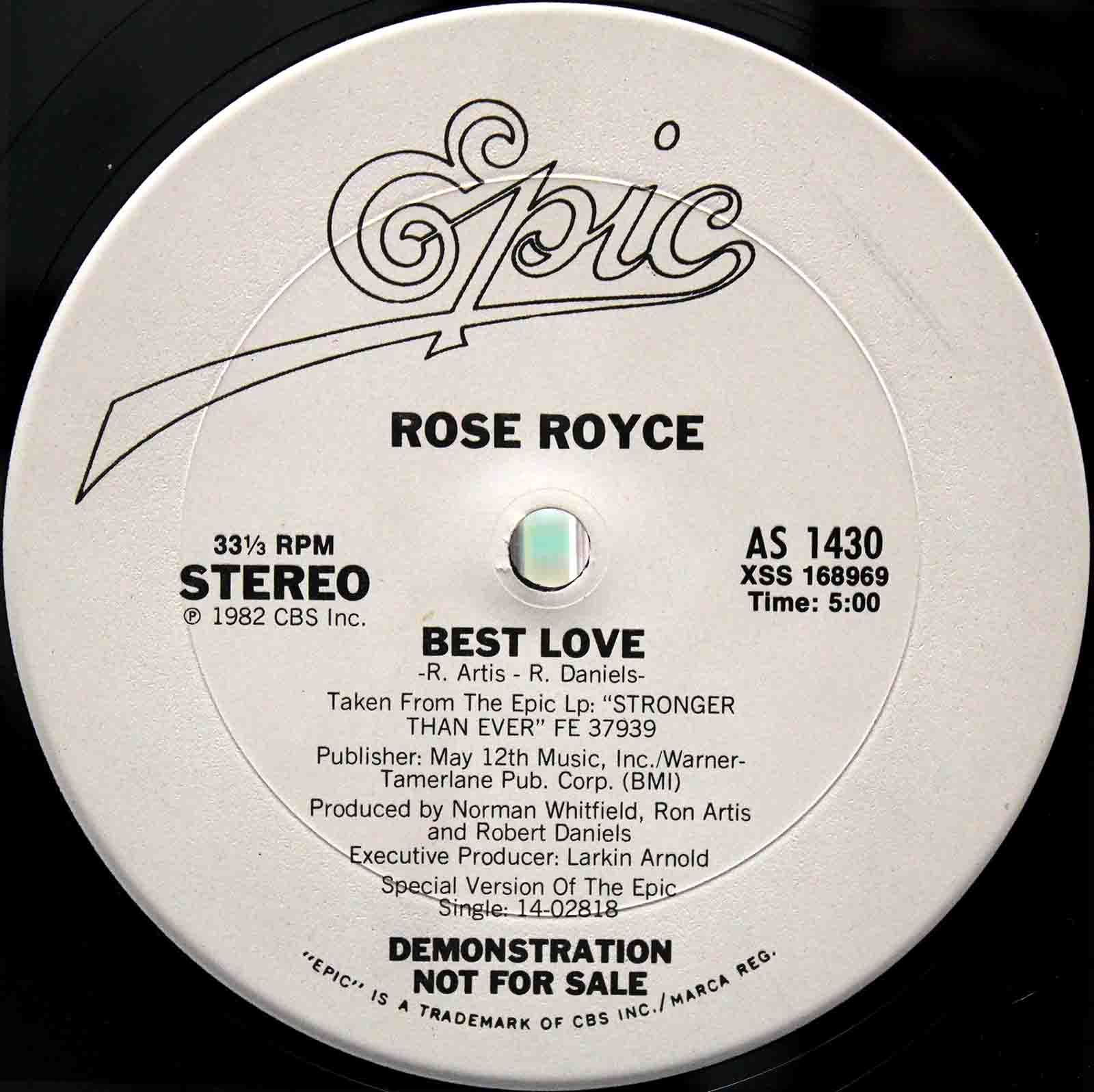 Rose Royce Best Love 02