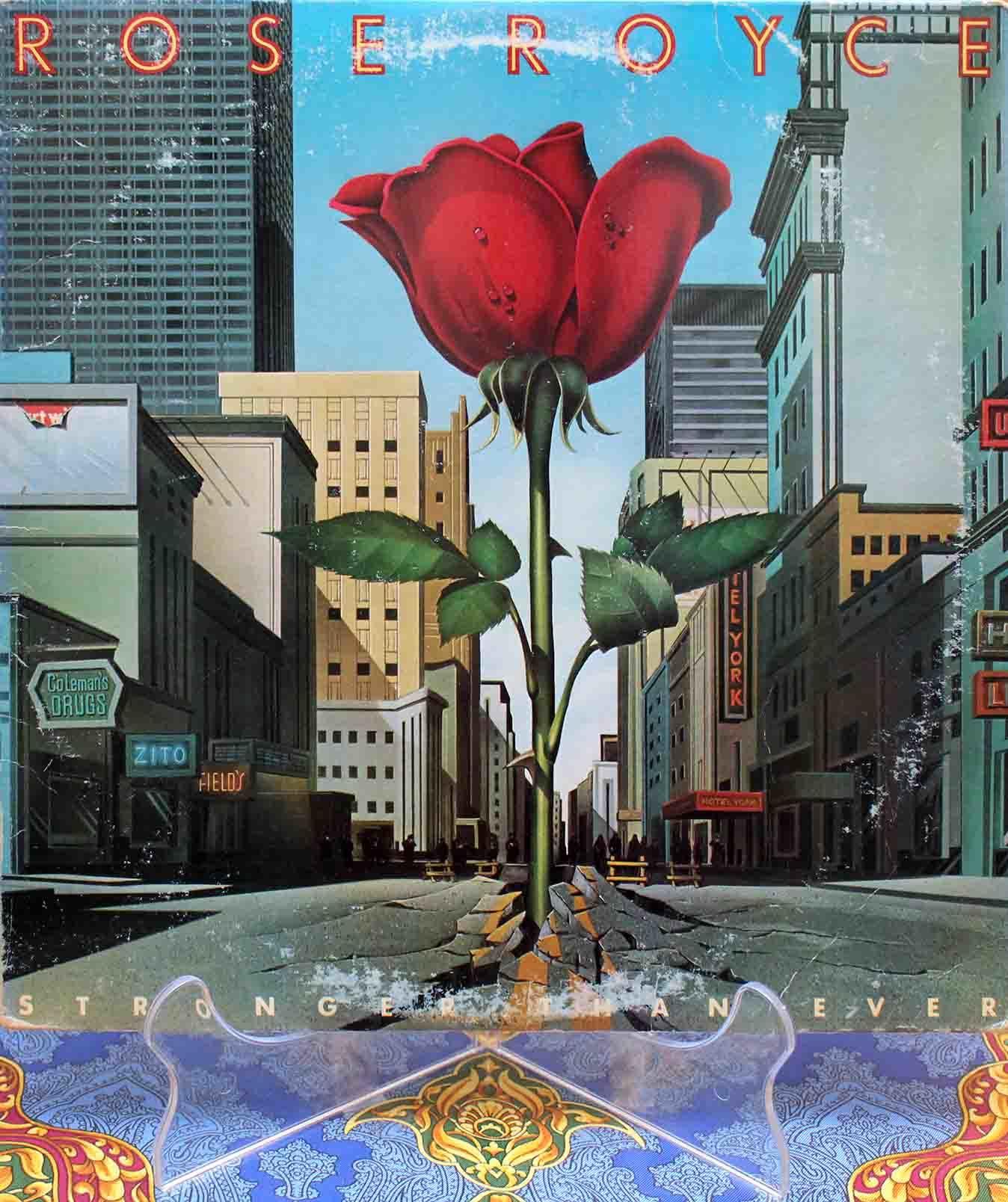 Rose Royce stronger LP 01