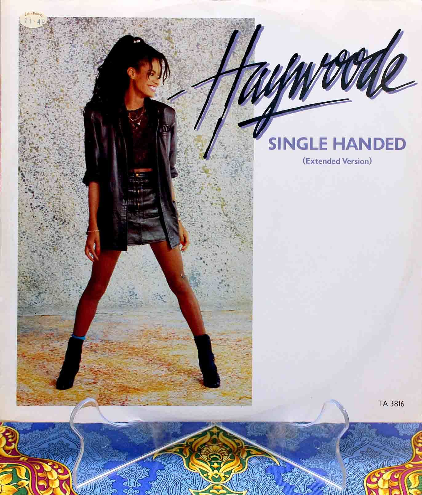 Haywoode ‎– Single Handed 01