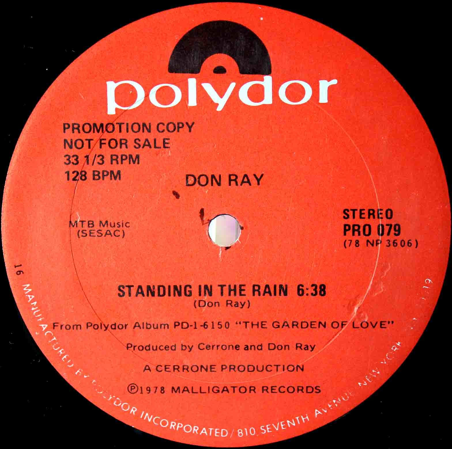 Don Ray - Standing In The Rain 02