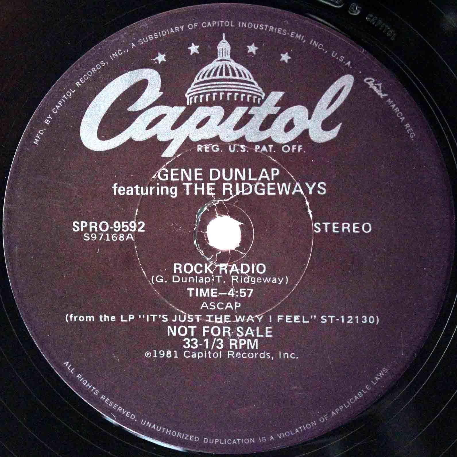 Gene Dunlap Before You Break My Heart 04