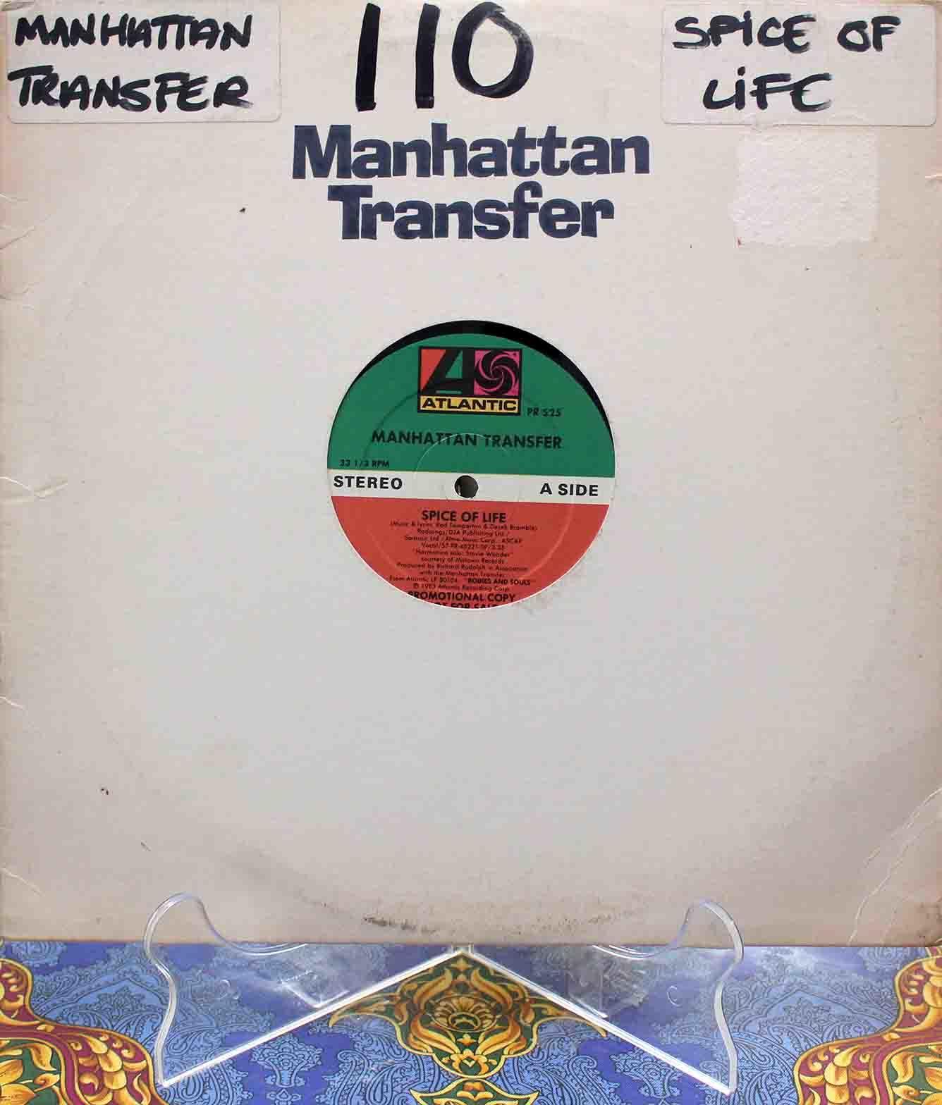 Manhattan Transfer Spice Of Life 01