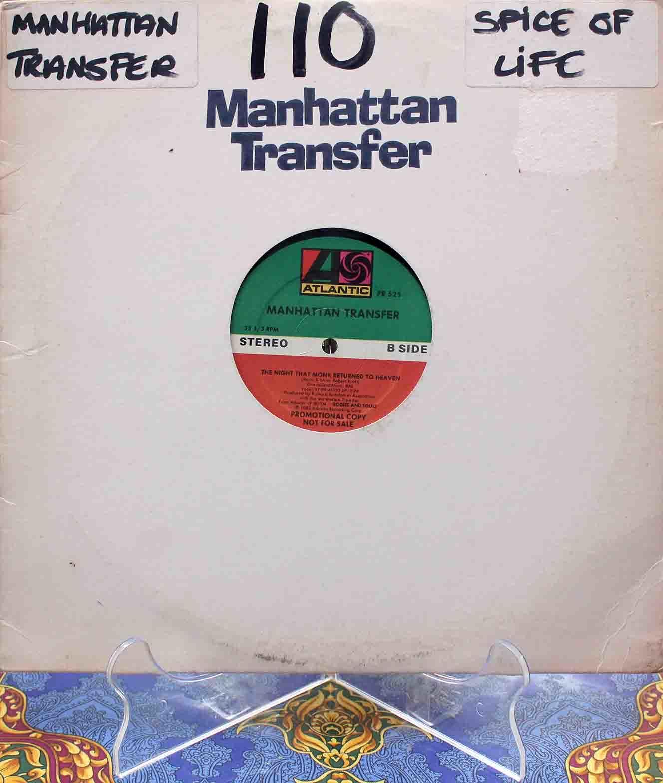 Manhattan Transfer Spice Of Life 02