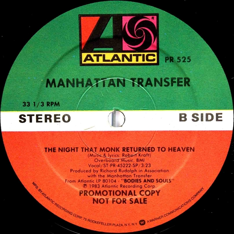 Manhattan Transfer Spice Of Life 04