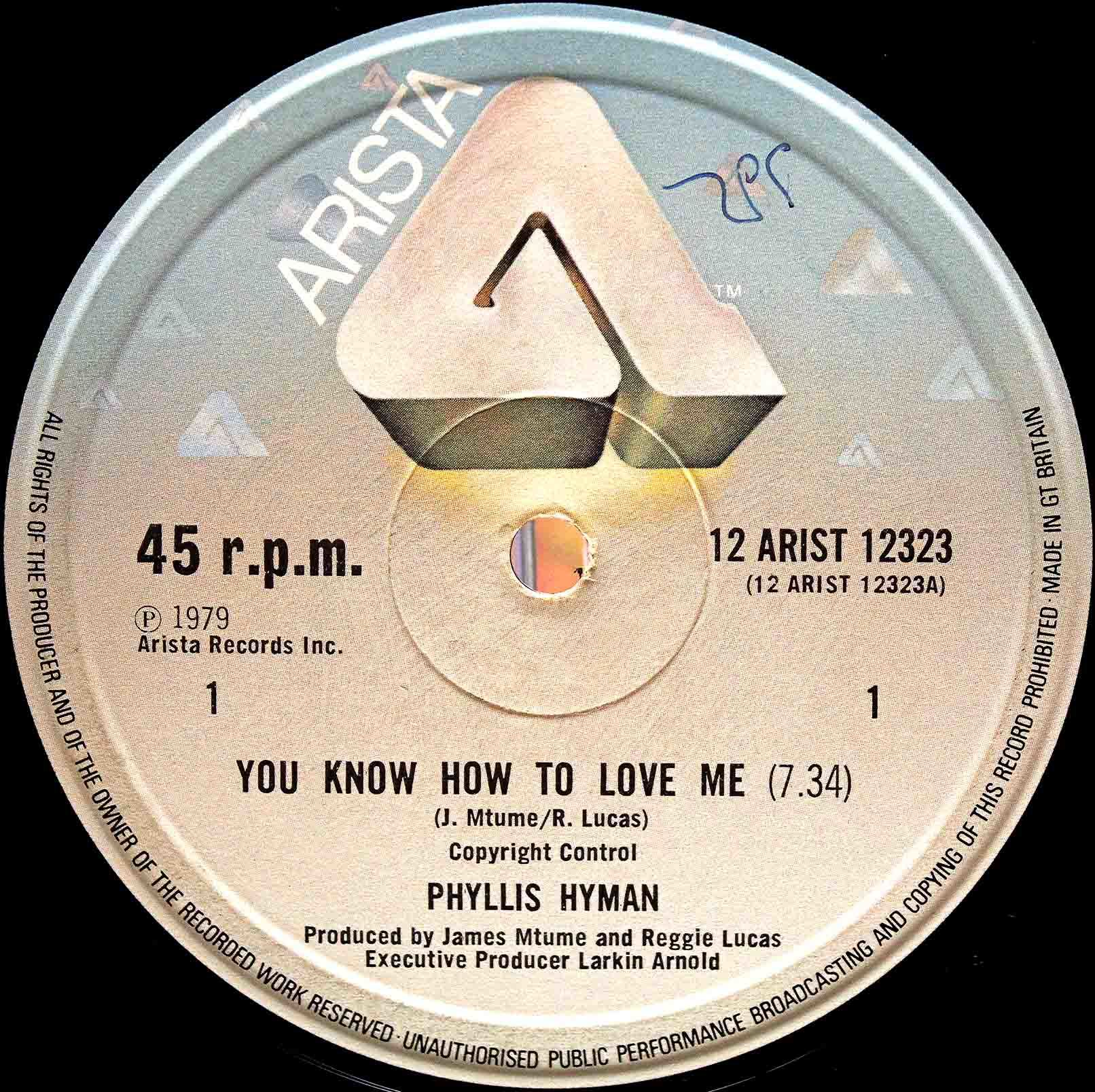 Phyllis Hyman – You Know How To Love Me 03