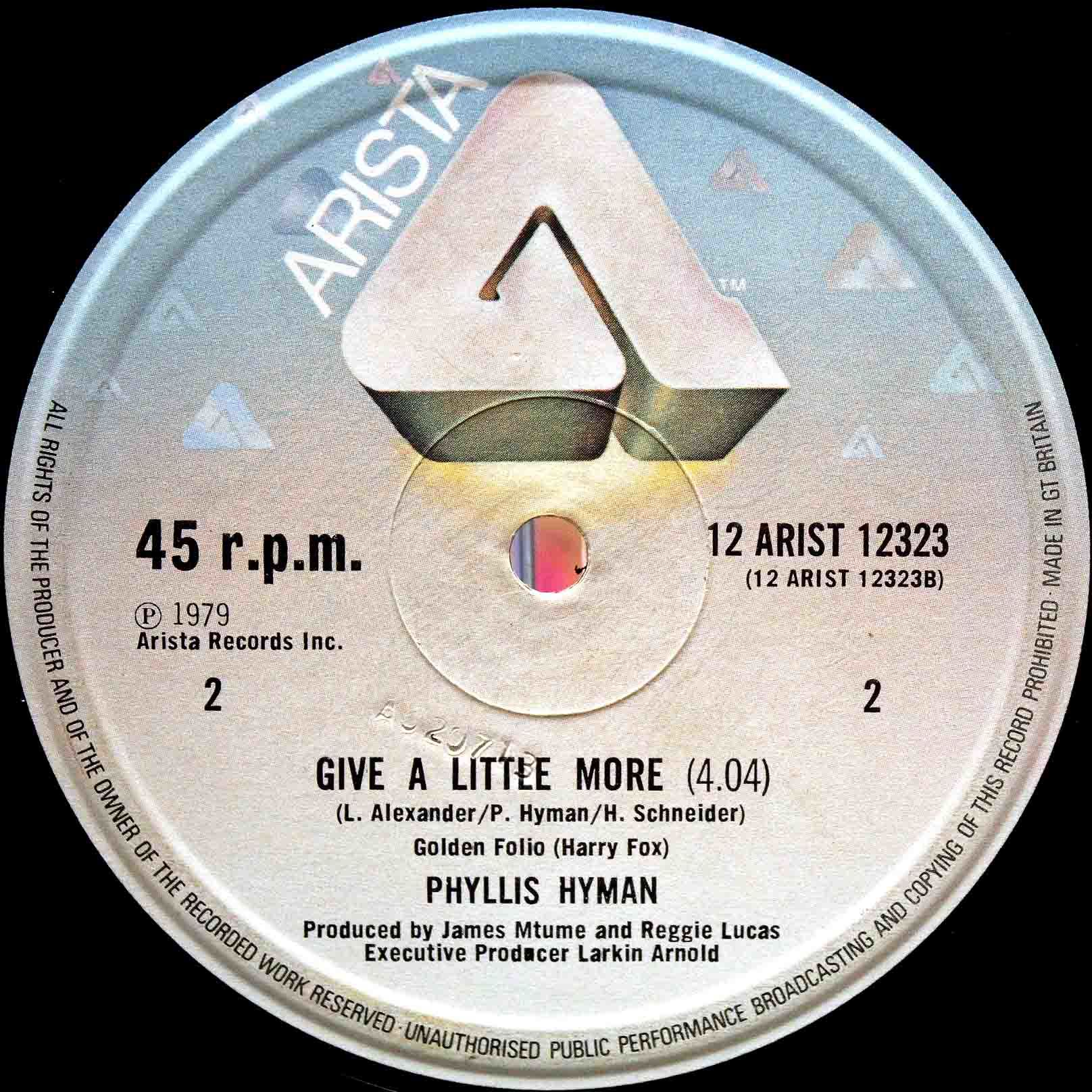 Phyllis Hyman – You Know How To Love Me 04
