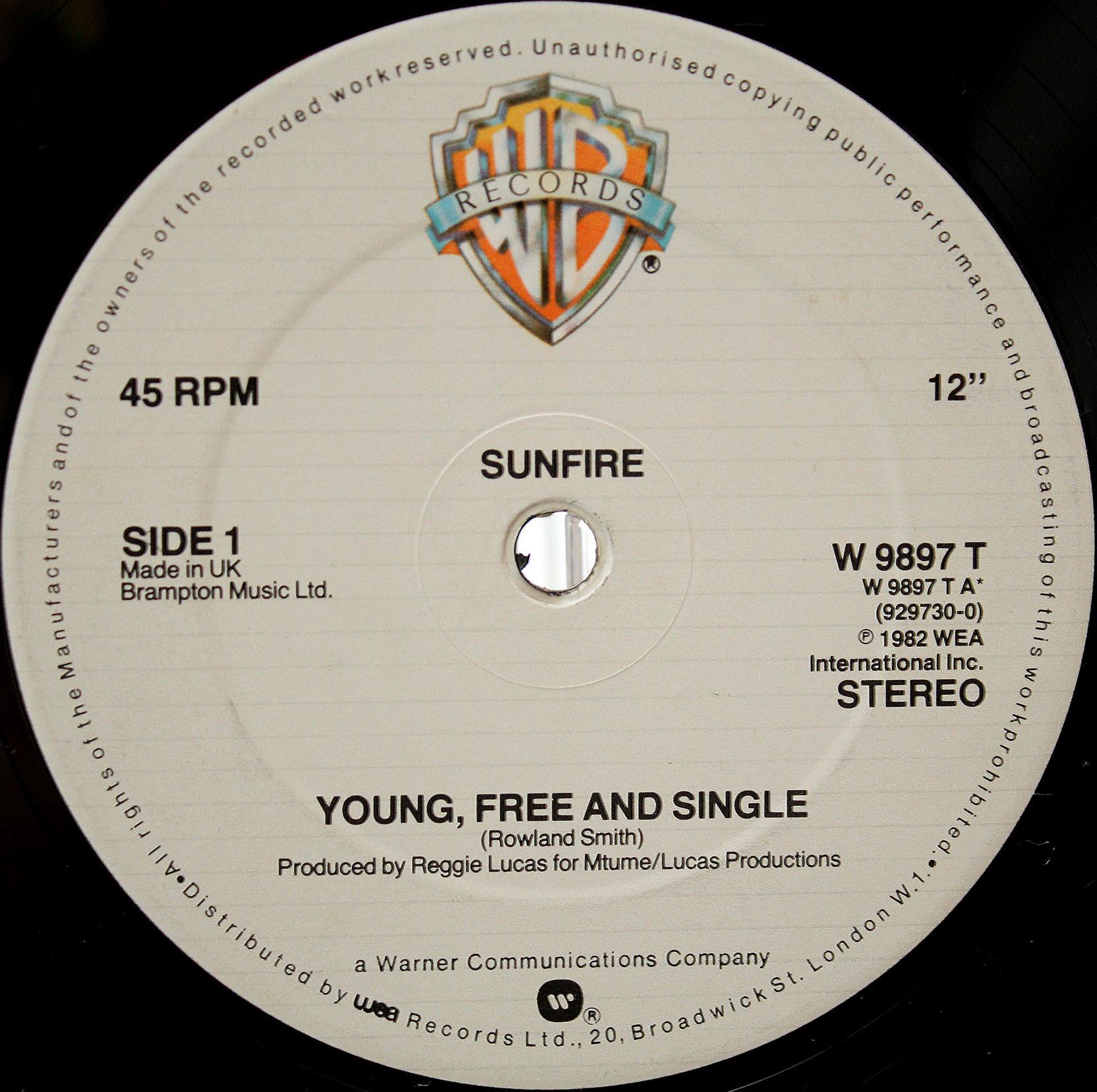 Sunfire Shake Your Body 03