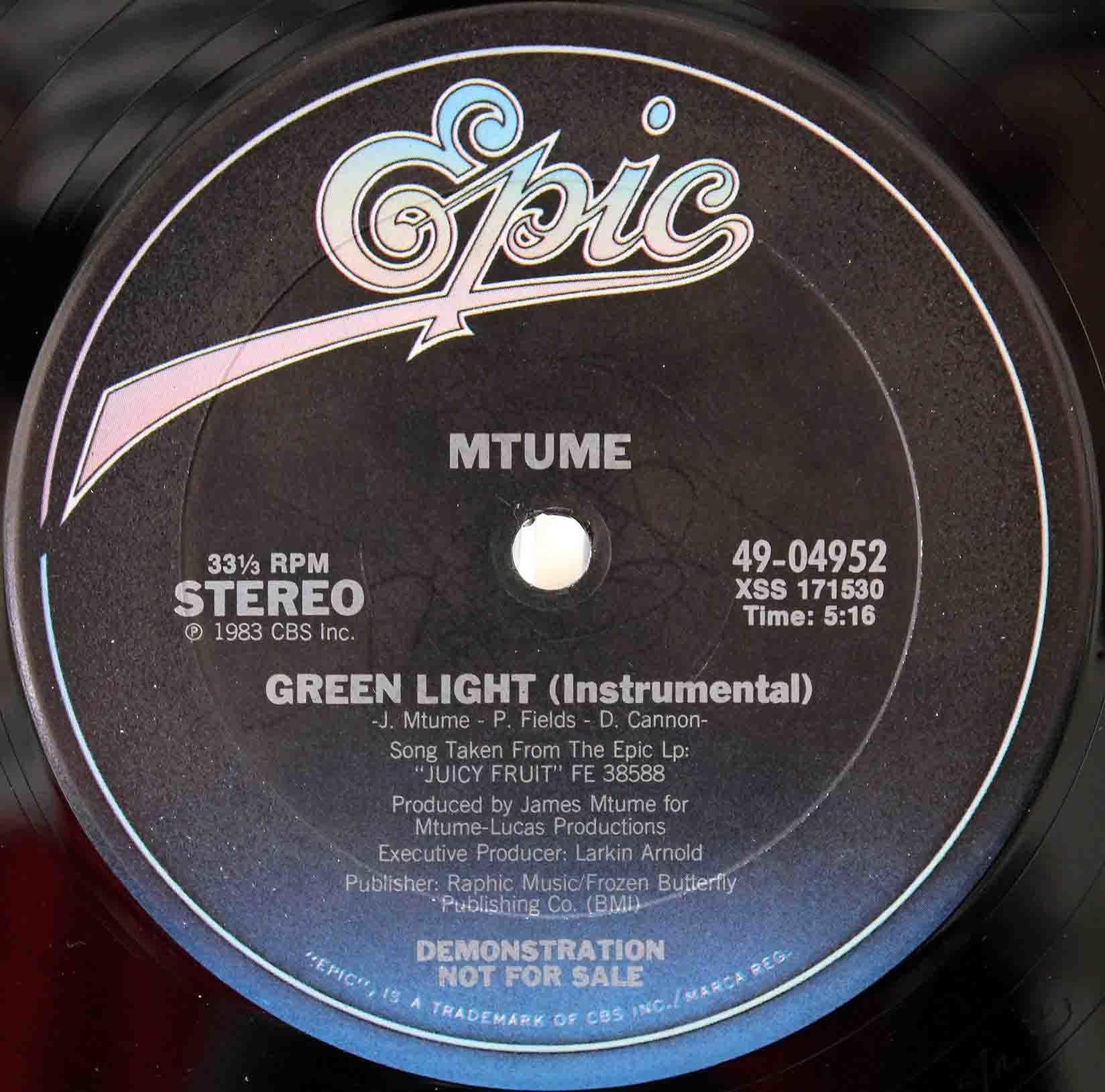 Mtume – Green Light 04