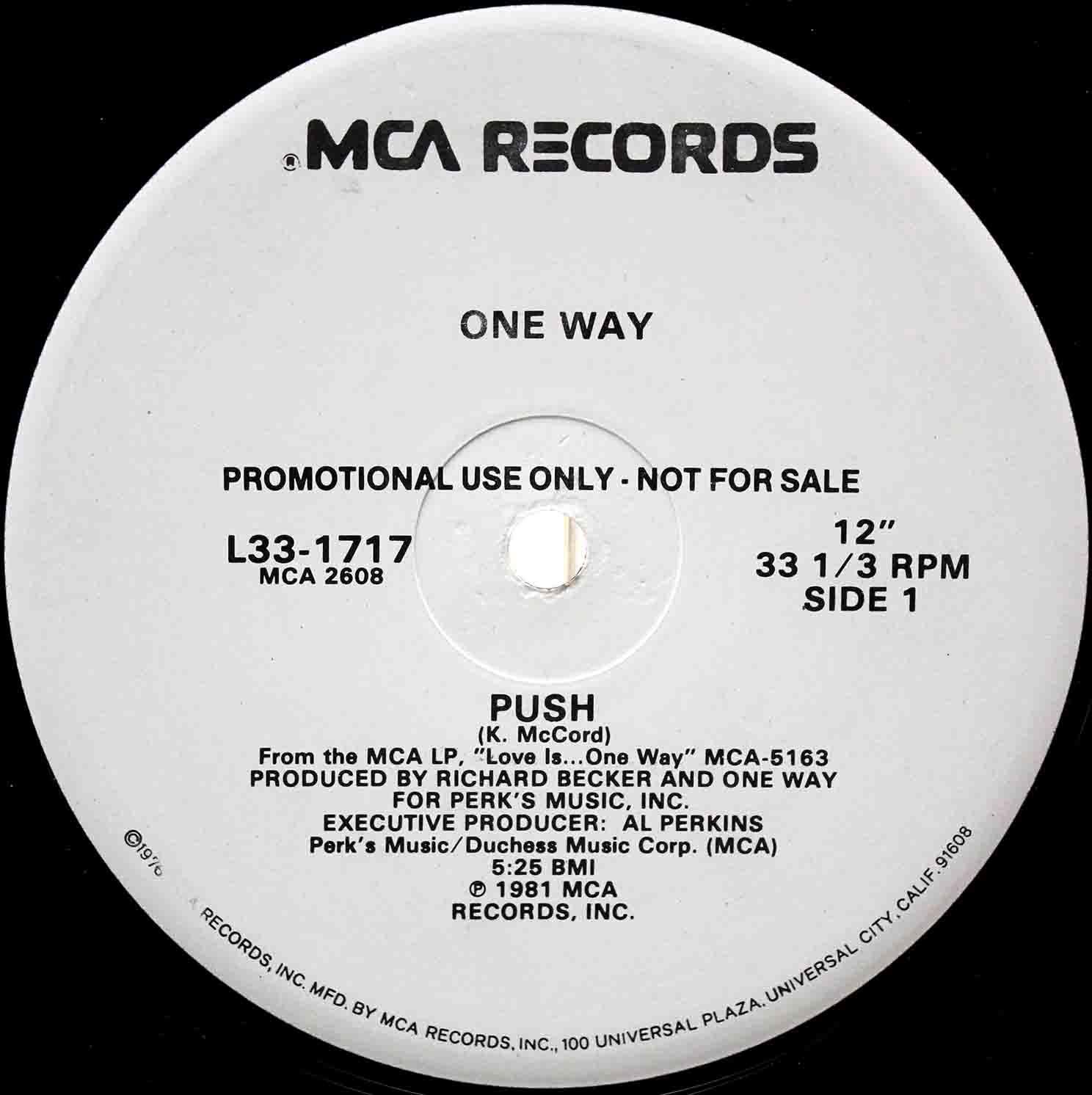One Way – Push 03