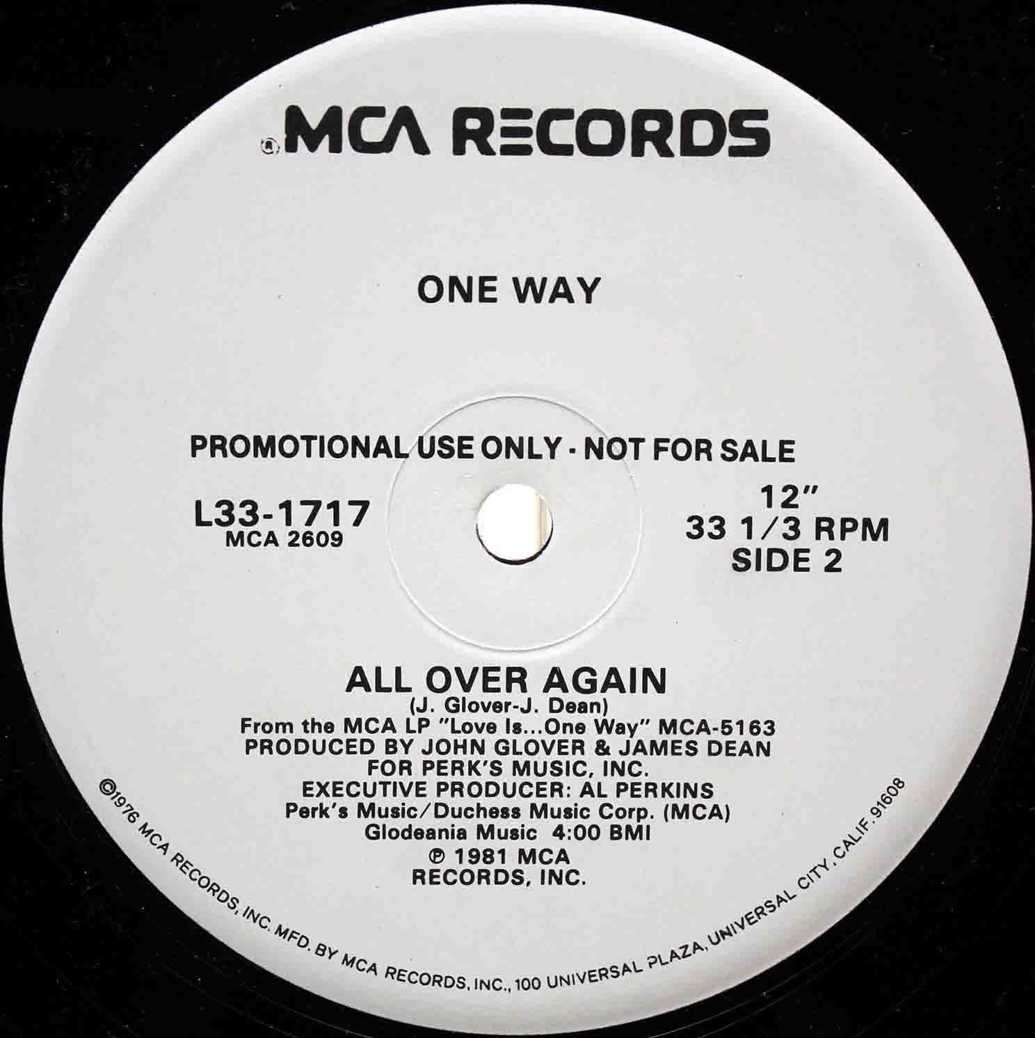 One Way – Push 04